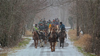 SFTA Trail Ride - Brookfield Farm Stables 12.1.12
